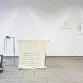 """""""Soap. Einfach nur Maria"""" Mixed Media, Performance von Olga Grigorjewa"""