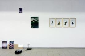 """""""Saisons (Jahreszeiten)"""" Farbfotografien von Charlotte Perrin (rechts)"""