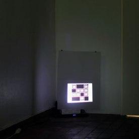 """o.T."" Videoloop von Henrike Pilz"