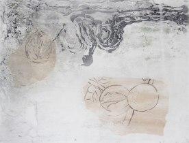 Detail, Papierarbeiten: ca. 132 x 172 cm