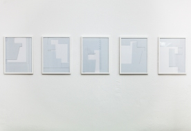 """Bordures II"" von Charlotte Perrin"
